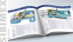 Sibimex product catalogue